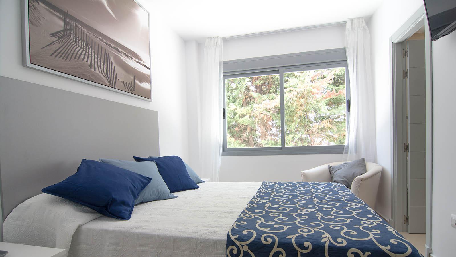 Apartamentos Conil Park 3 habitaciones Habitación 1